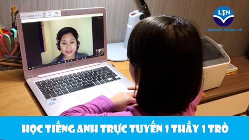 Tiếng Anh trực tuyến cho trẻ em – Học ngay tại nhà, không cần đi đâu xa!